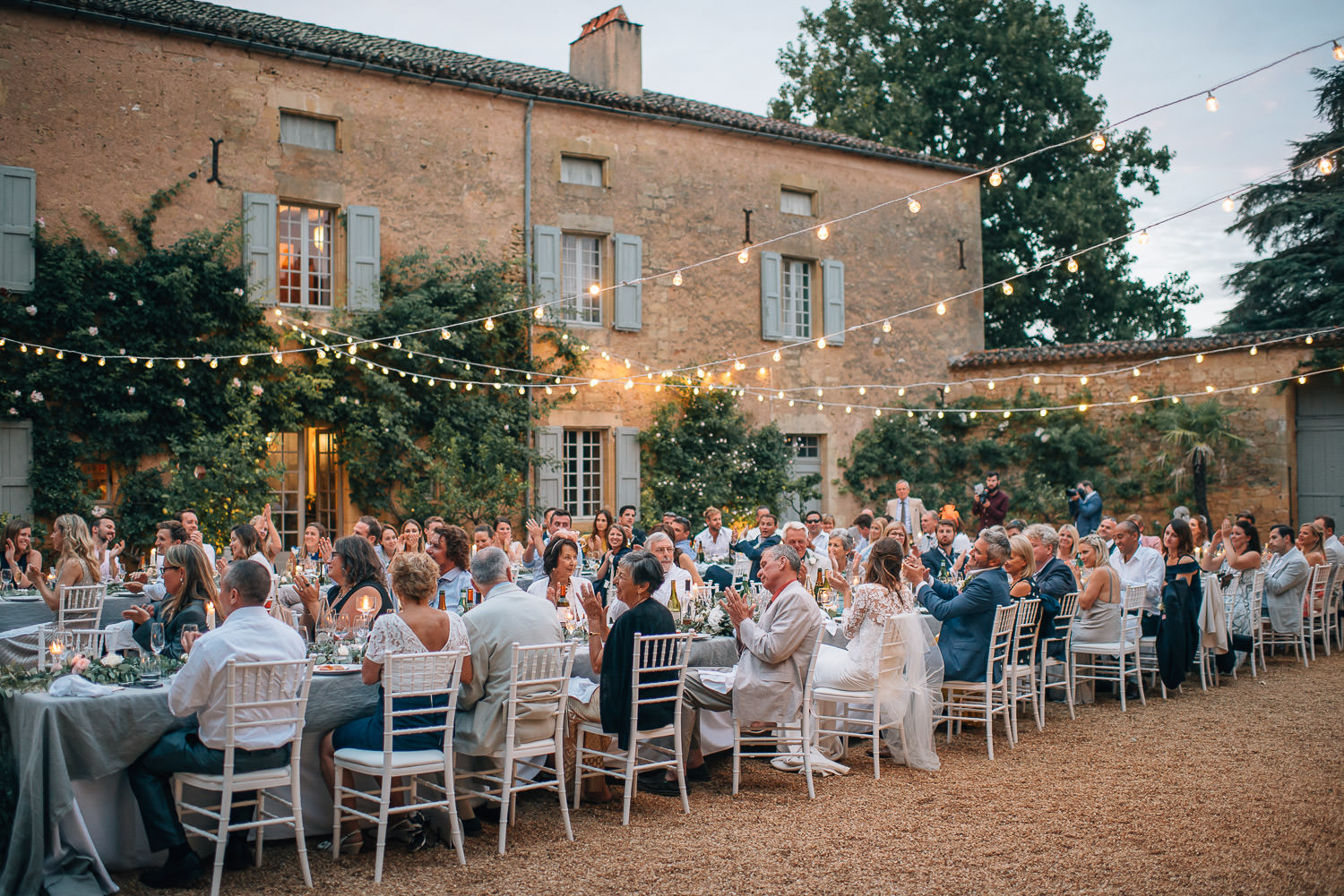 chateau de bourlie french wedding by creative and alternative destination wedding photographer the shannons photography
