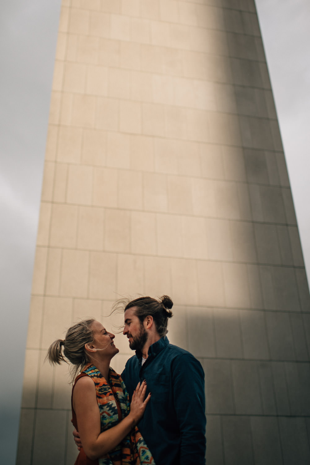 melbourne rooftop industrial wedding by creative and alternative london wedding photographer the shannons photography