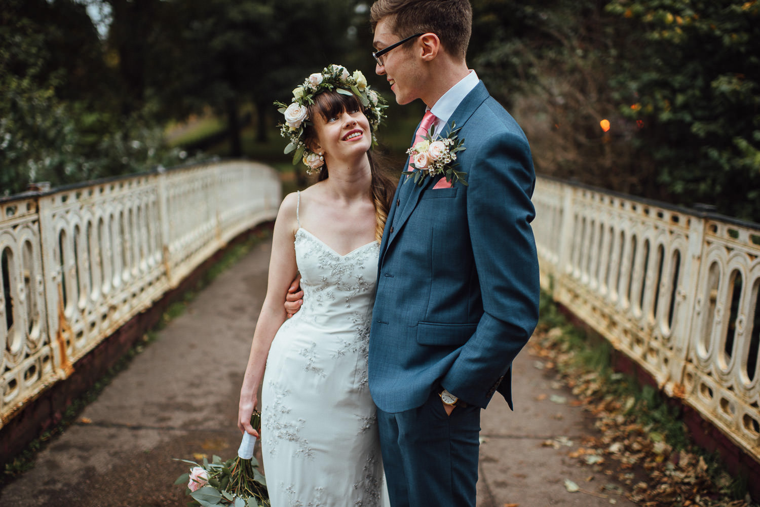 bristol south west wedding by creative and alternative london wedding photographer the shannons photography