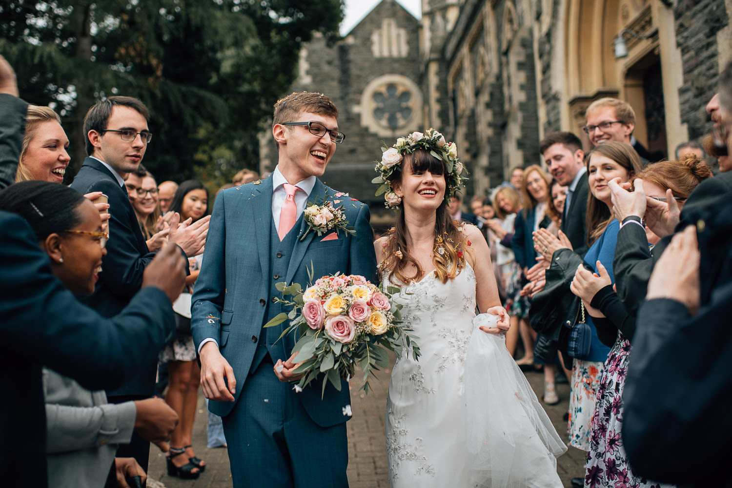 bristol wedding alternative wedding by creative and alternative london wedding photographer the shannons photography