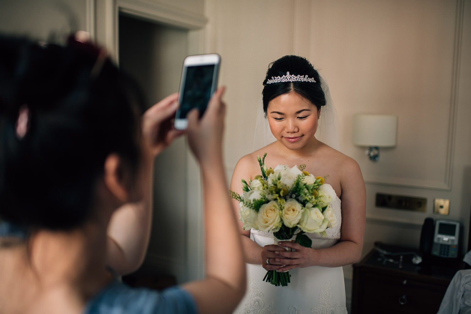 chinese wedding ceremony london by creative and alternative london wedding photographer the shannons photography