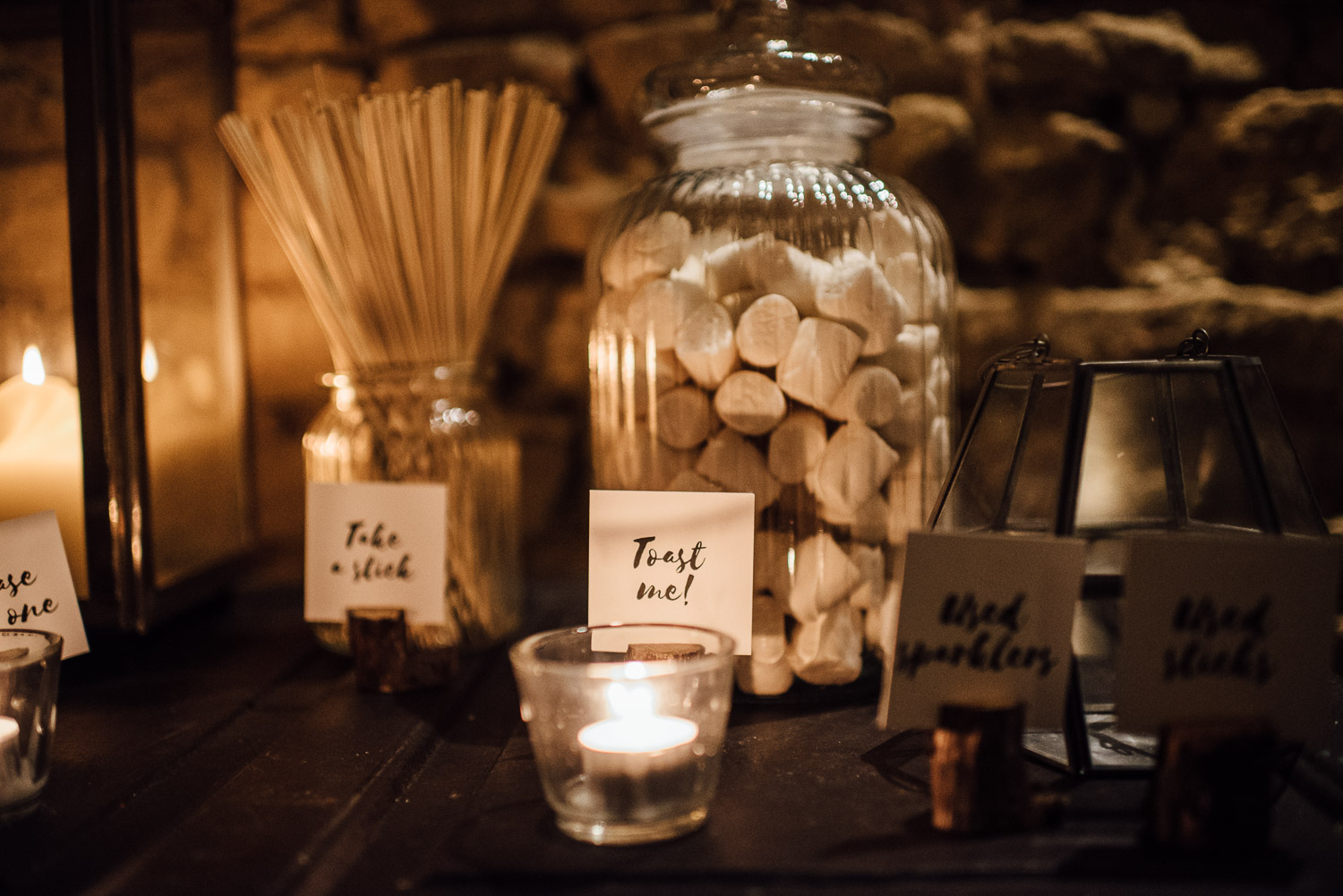 wedding details at cripps barn by creative and alternative london wedding photographer the shannons photography