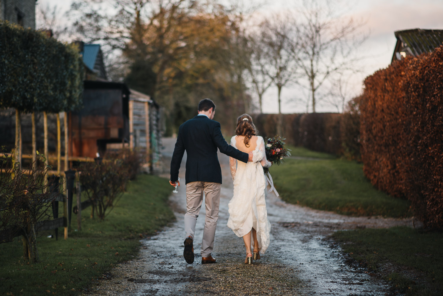 cotswold wedding by creative and alternative london wedding photographer the shannons photography