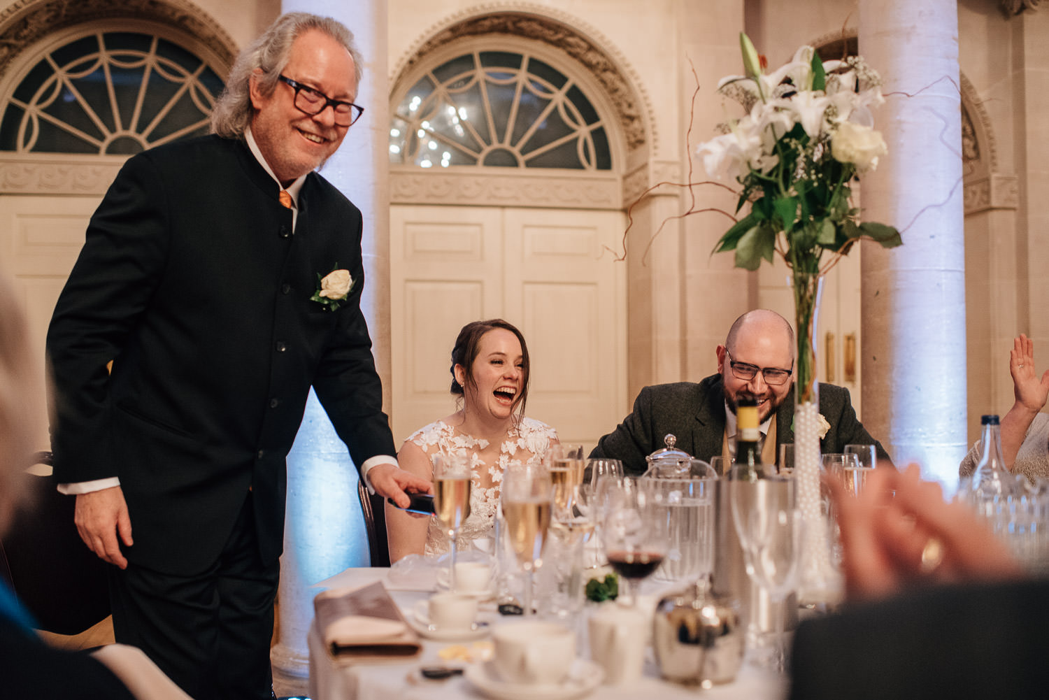 father of the bride speech by bath wedding photographer the shannons photography