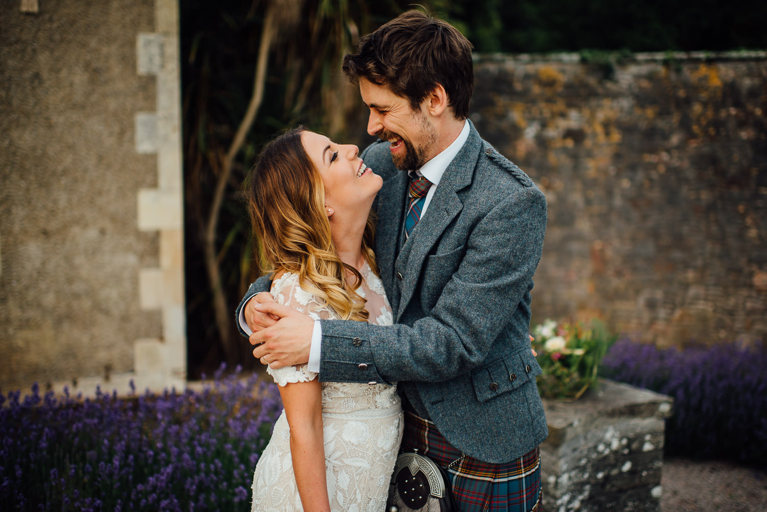 Couples portraits in Barley Wood House Bristol Wedding by bristol wedding photographer the shannons photography