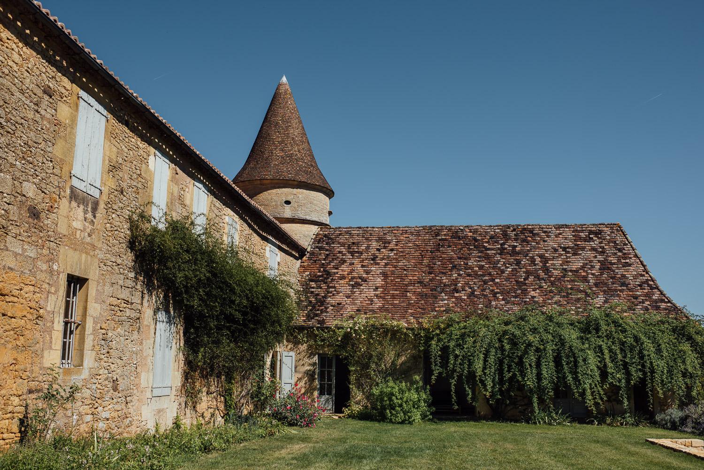 chateau d'urval wedding