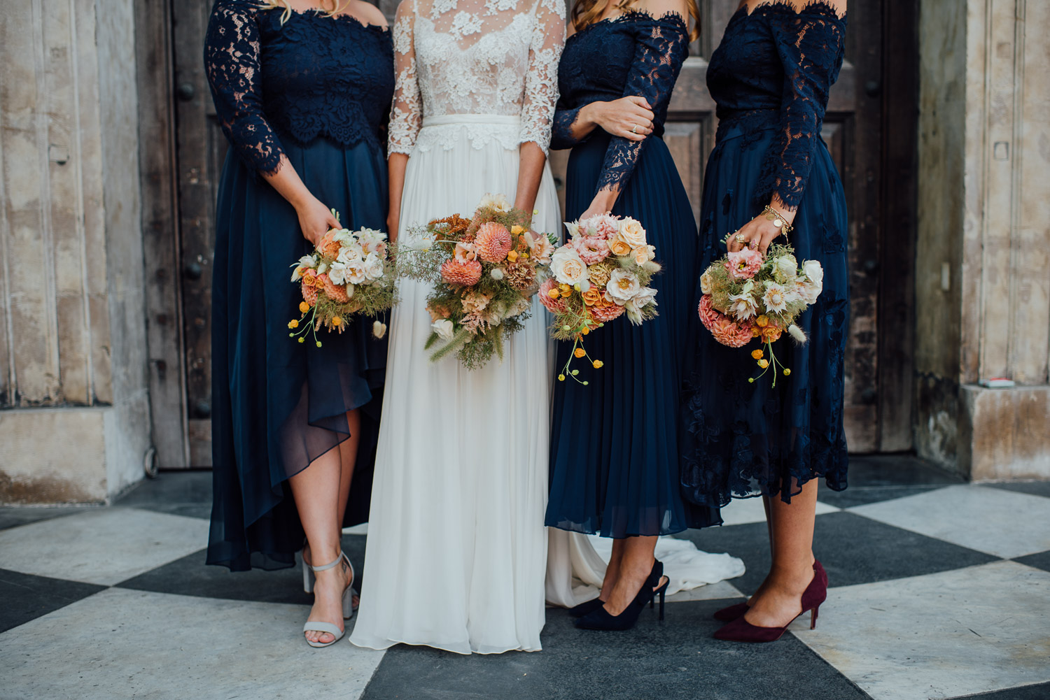 east london wedding flowers wilton's music hall wedding by london wedding photographer the shannons photography