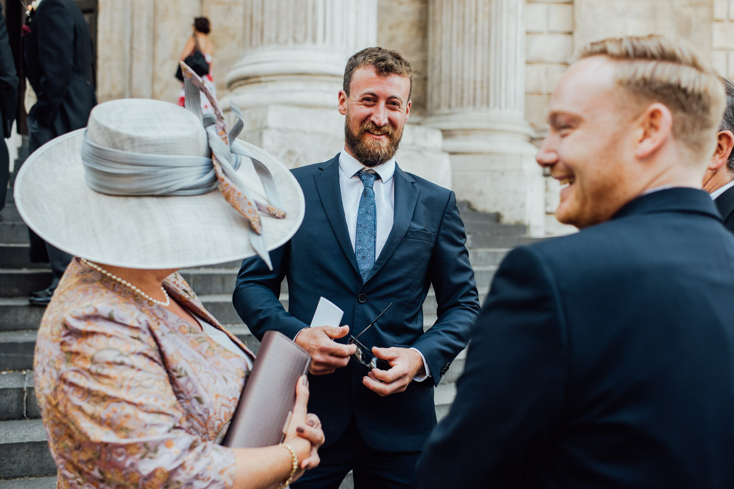 st pauls london wedding photographer