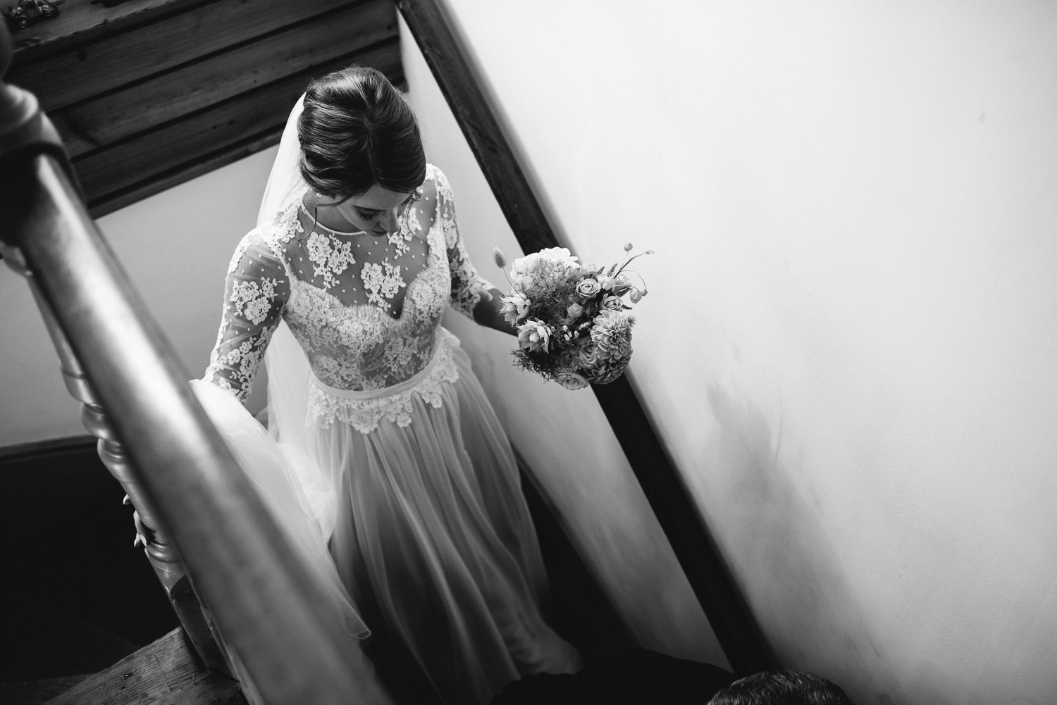 cool east london bride by london wedding photographer the shannons photography