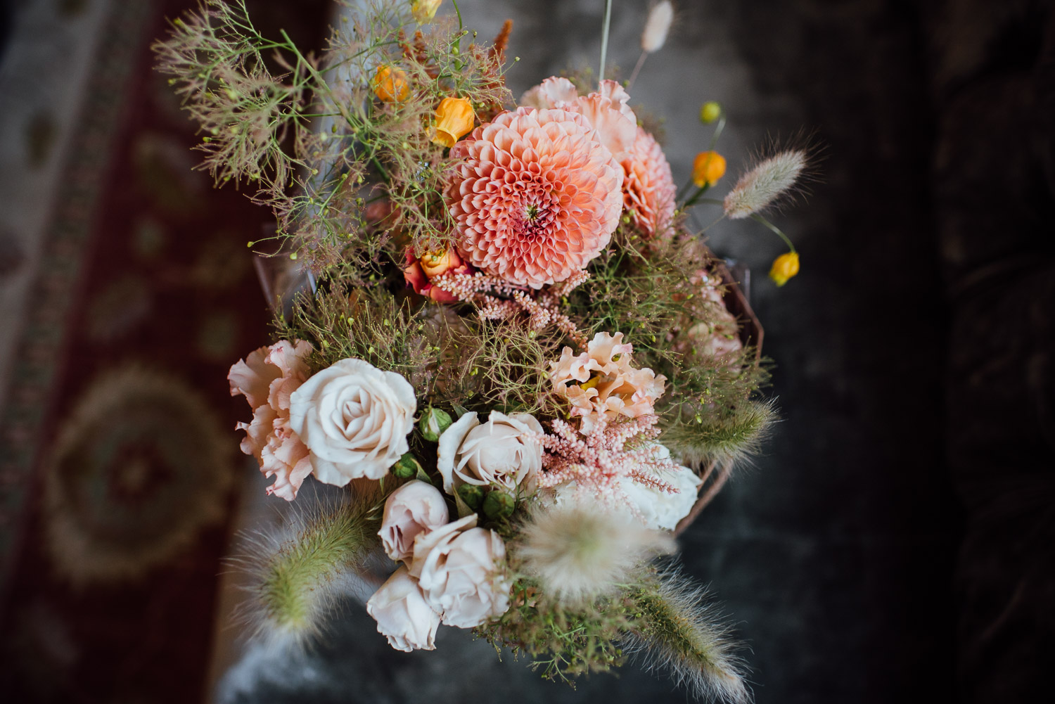 petalon east london wedding flowers in wiltons music hall wedding by london wedding photographer the shannons photography