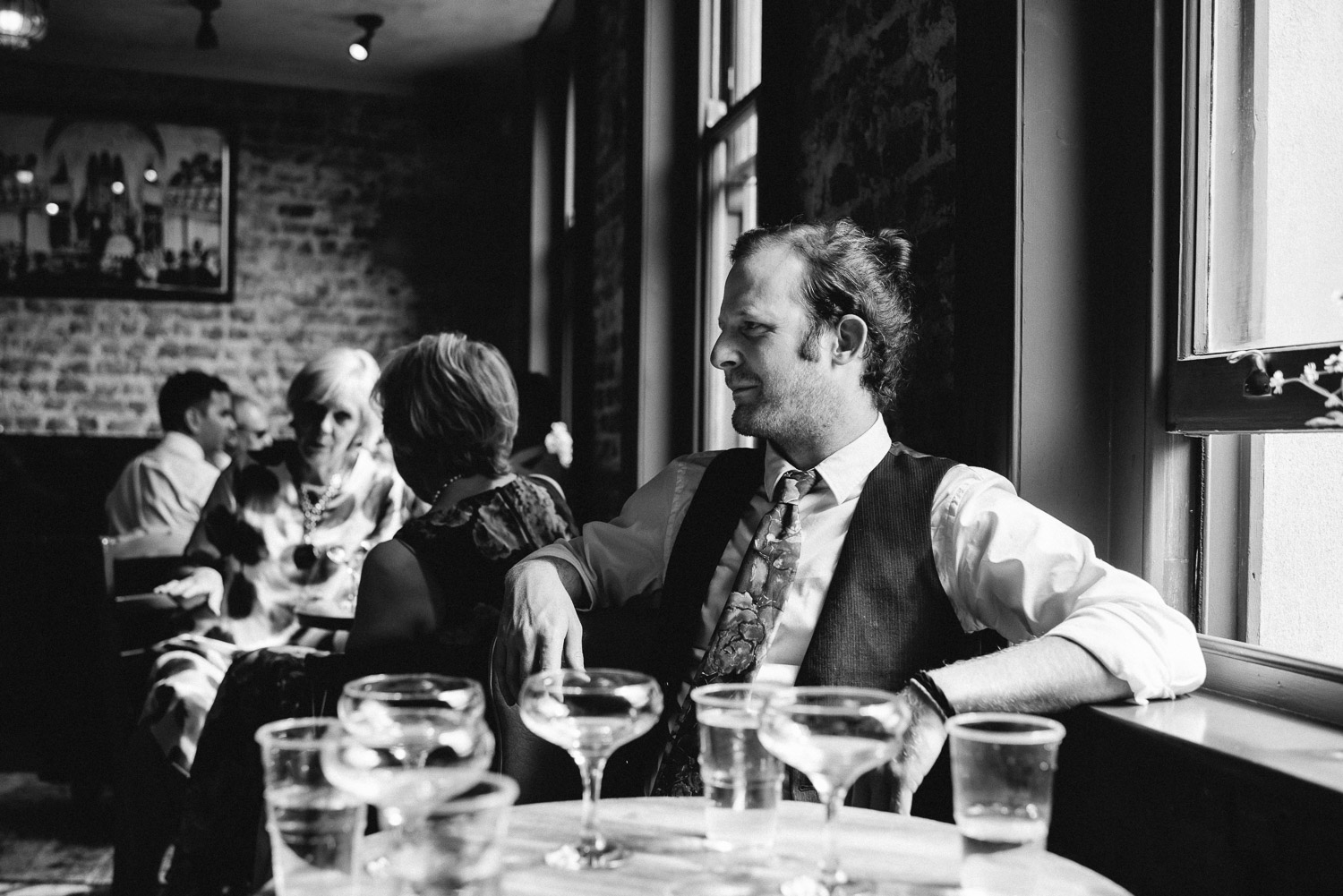 wilton's music hall wedding photographer