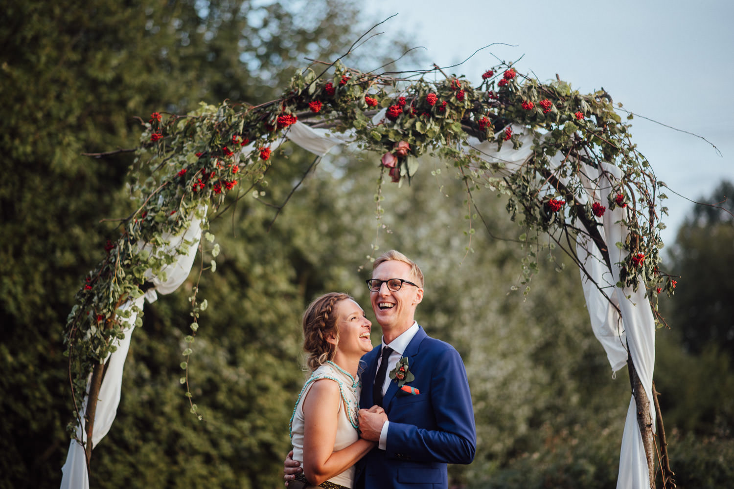 Norwegian Barn Wedding by norway destination wedding photographer the shannons photography