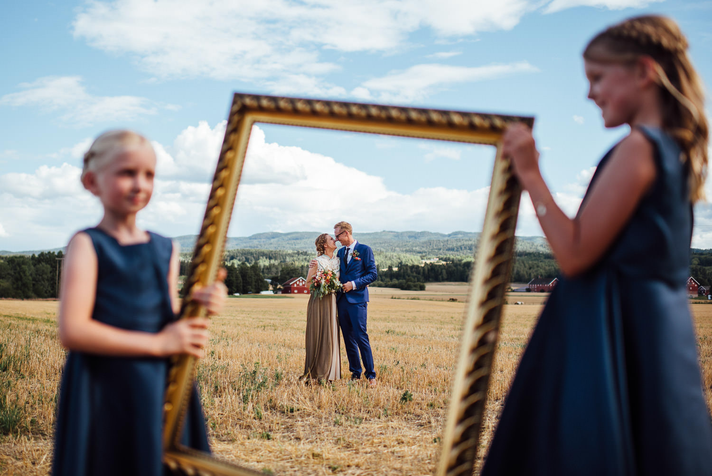 cool norwiegan wedding