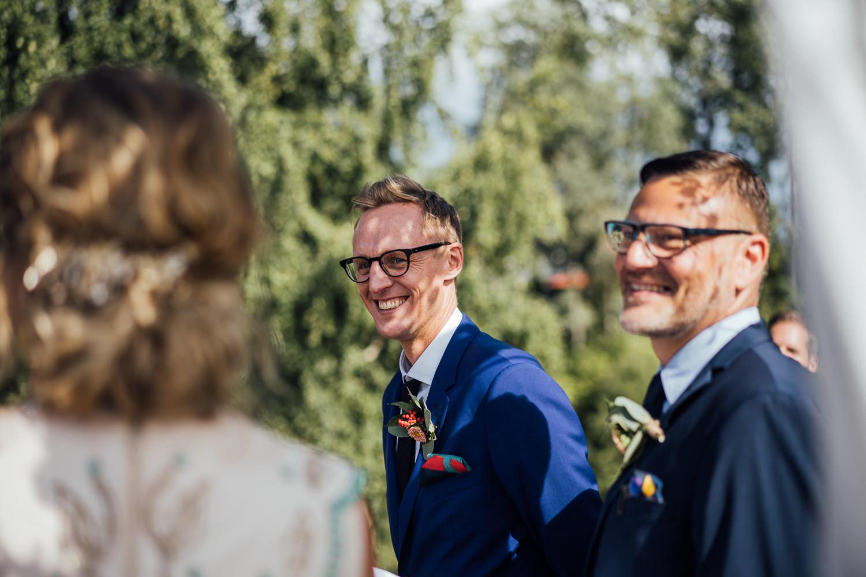 norwegian country wedding photographer