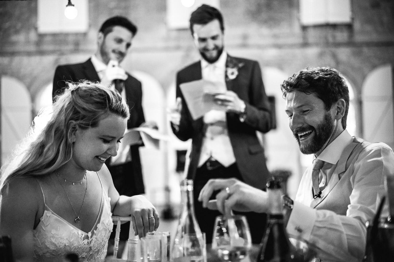 wedding reception in chateau de lacoste wedding