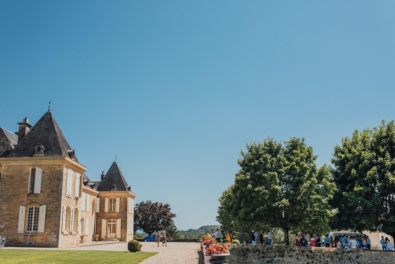 Chateau de Lacoste Wedding photographer