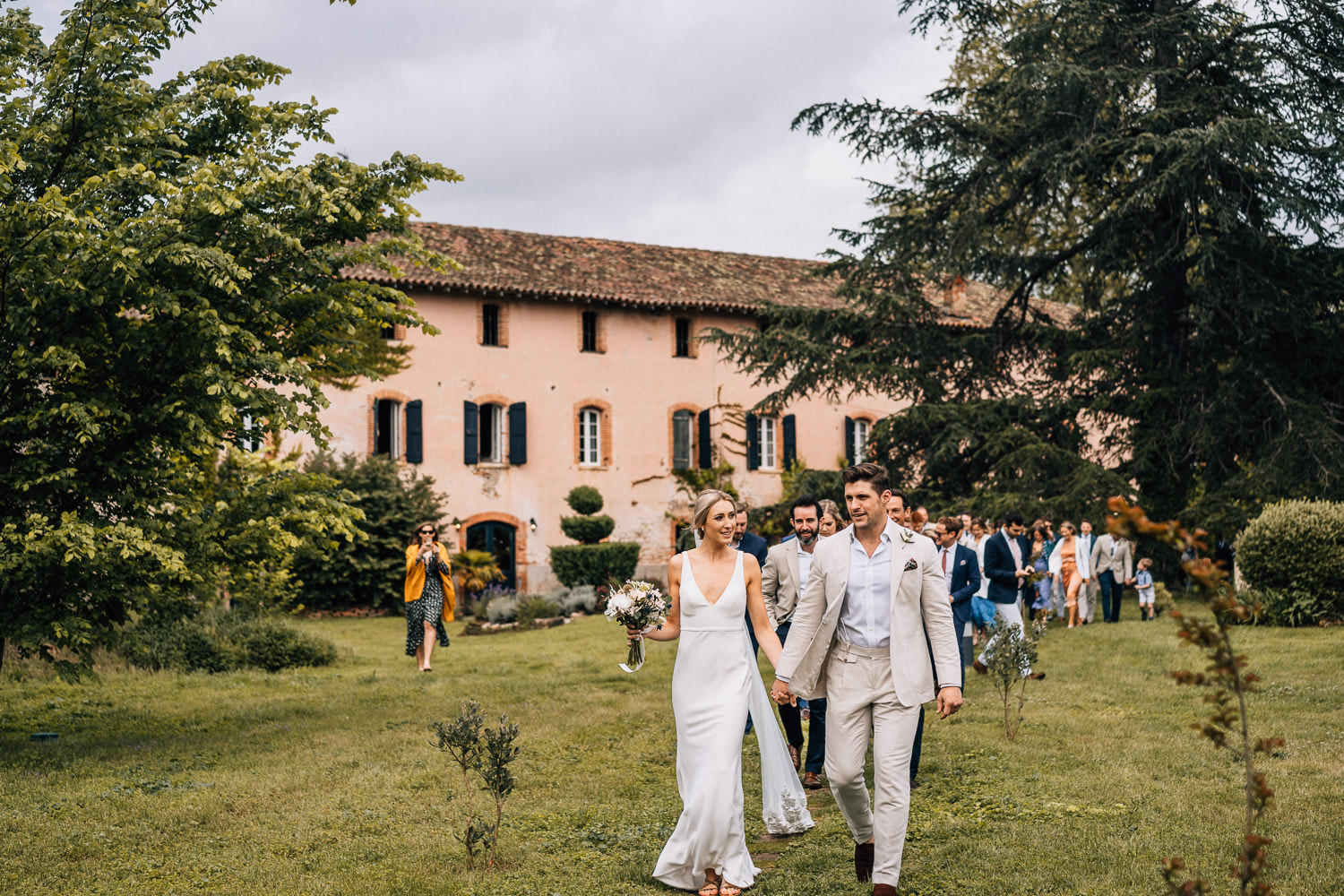 Domaine du Beyssac Wedding photography