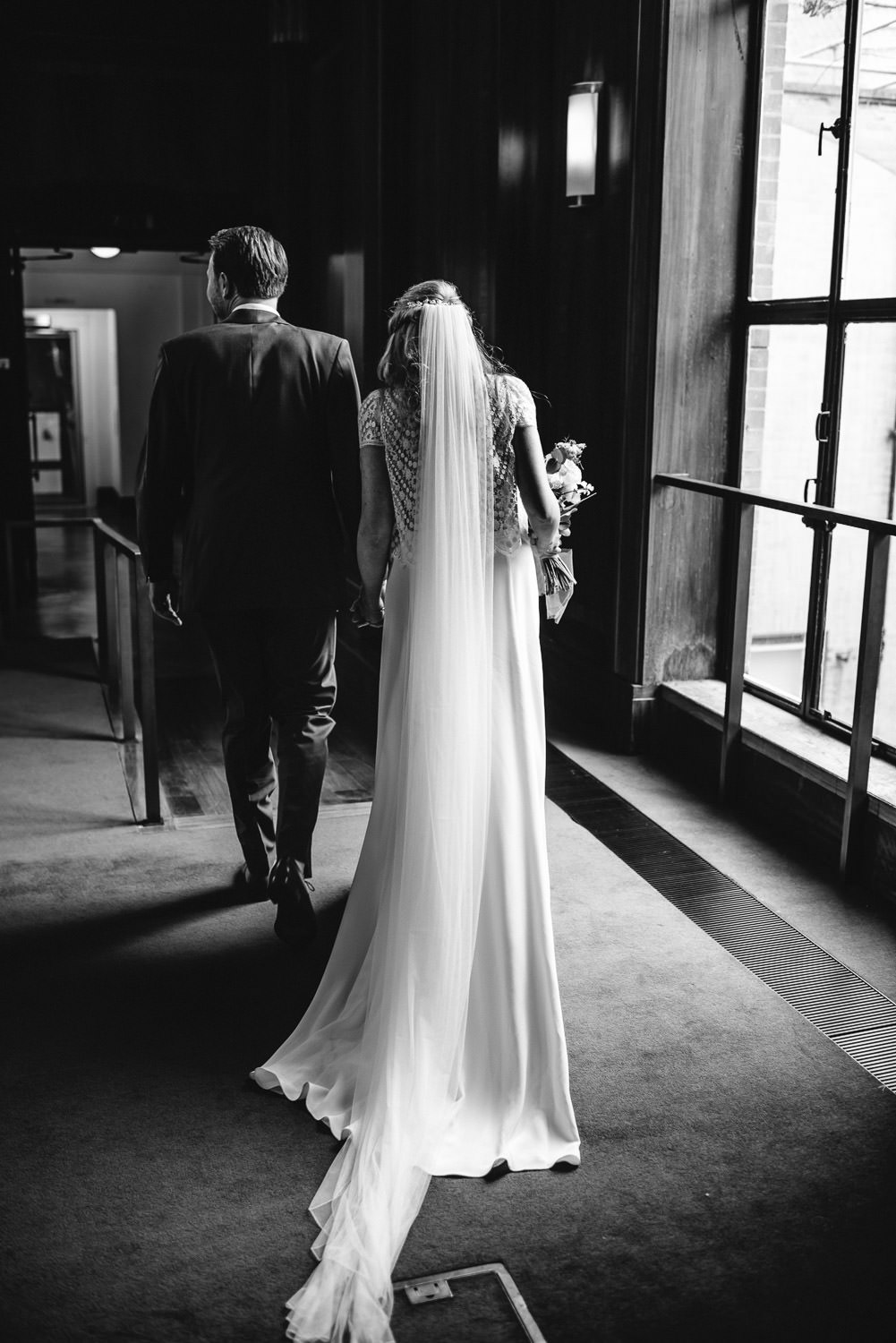 stoke newington town hall london wedding photographer