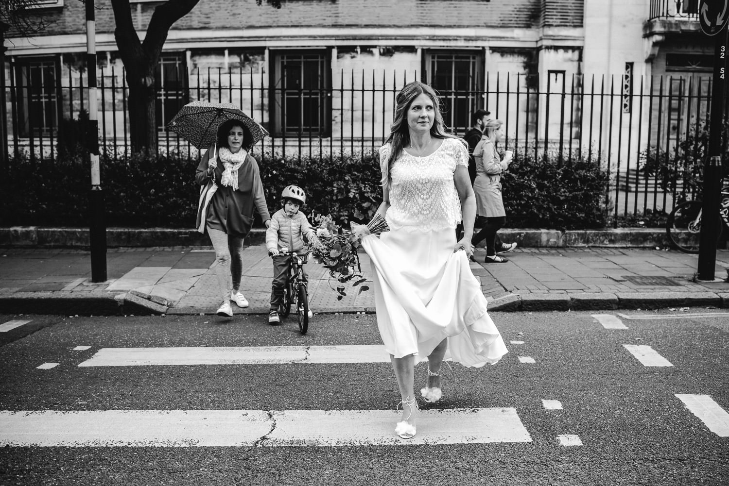 stoke newington pub wedding photographer