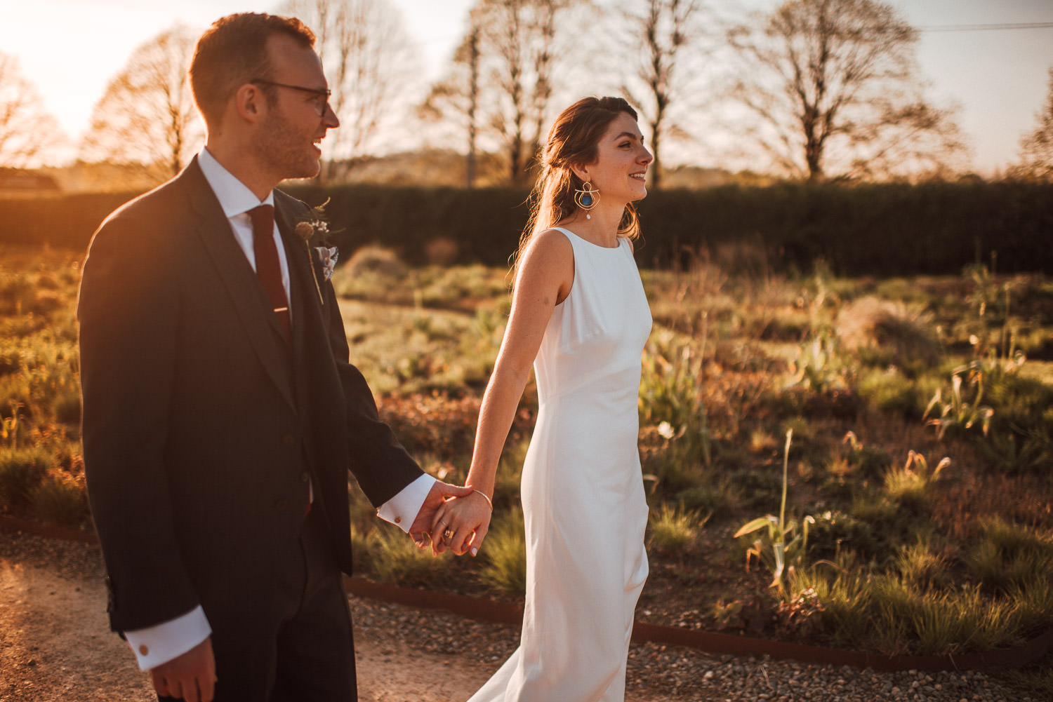 hauser and wirth bruton wedding photographer