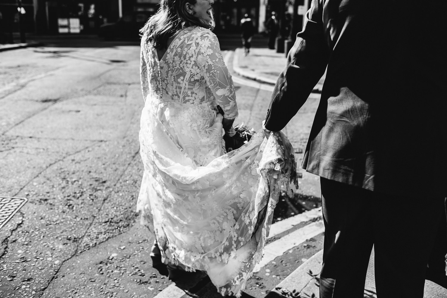 alternative bristol documentary wedding photographer