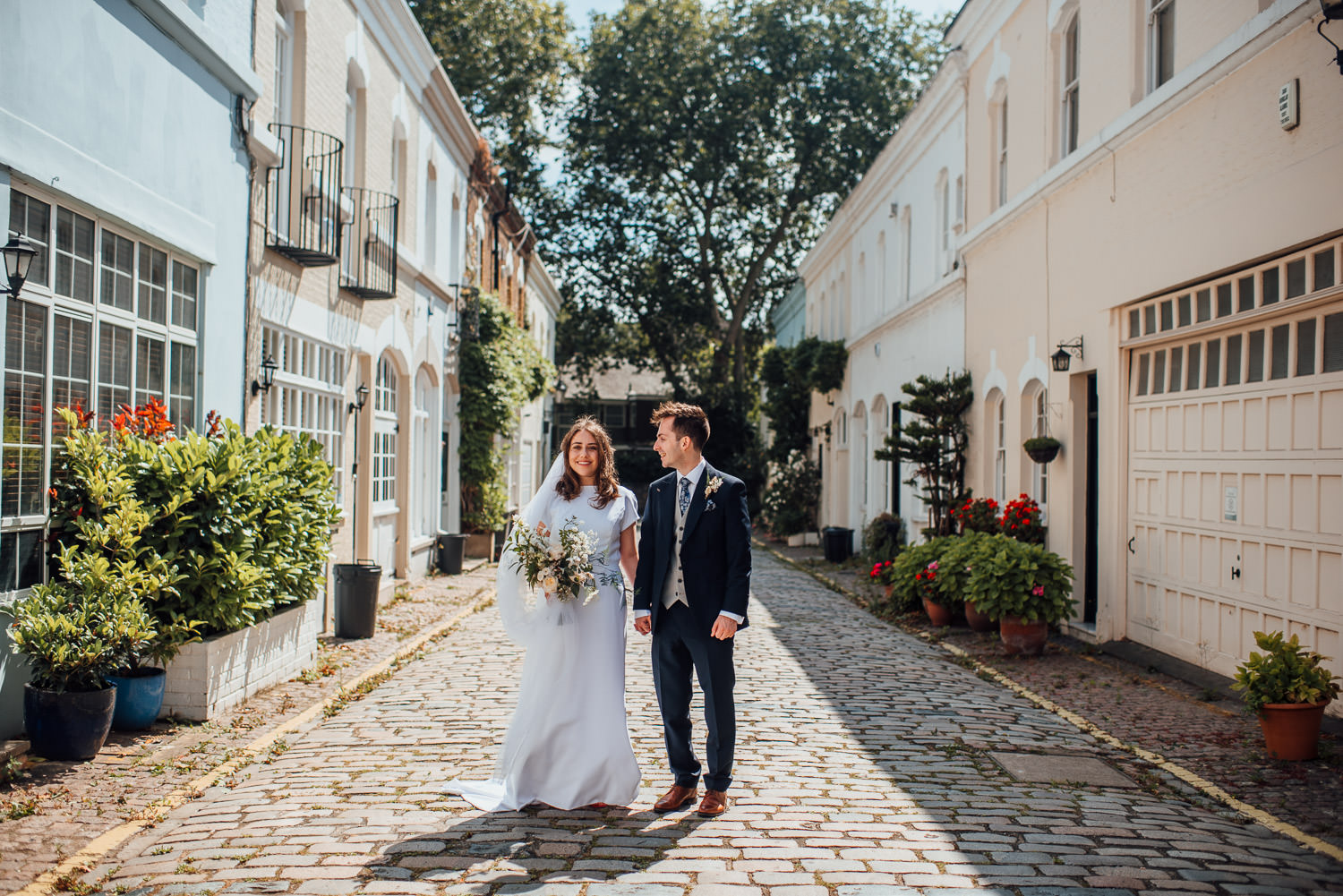 south kensington london wedding photographer