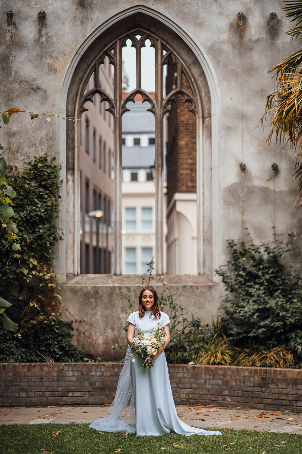 st dunstans in the east london wedding