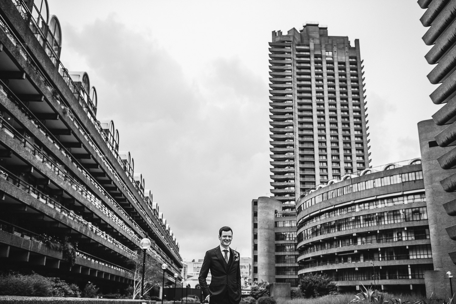 barbican london wedding photographer