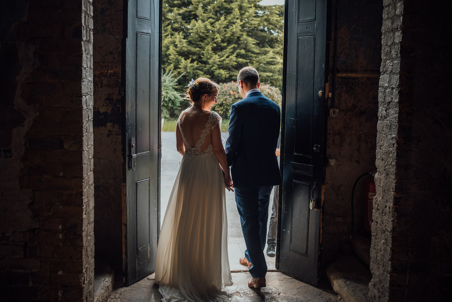 maverick projects asylum wedding by london wedding photographer