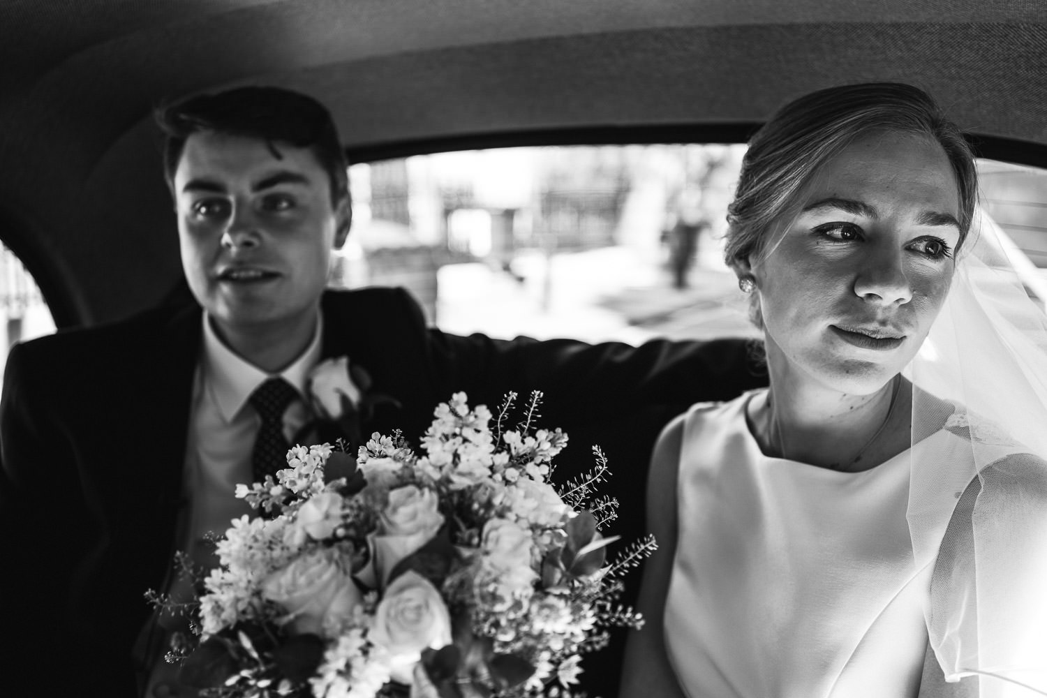 london wedding taxi by london wedding photographer the shannons photography