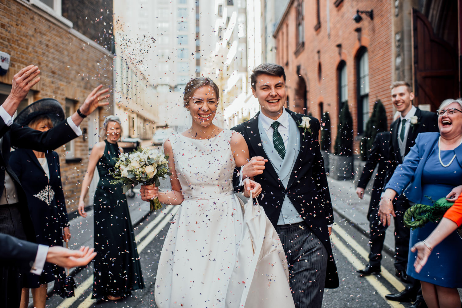chic mayfair london wedding by london wedding photographer the shannons photography
