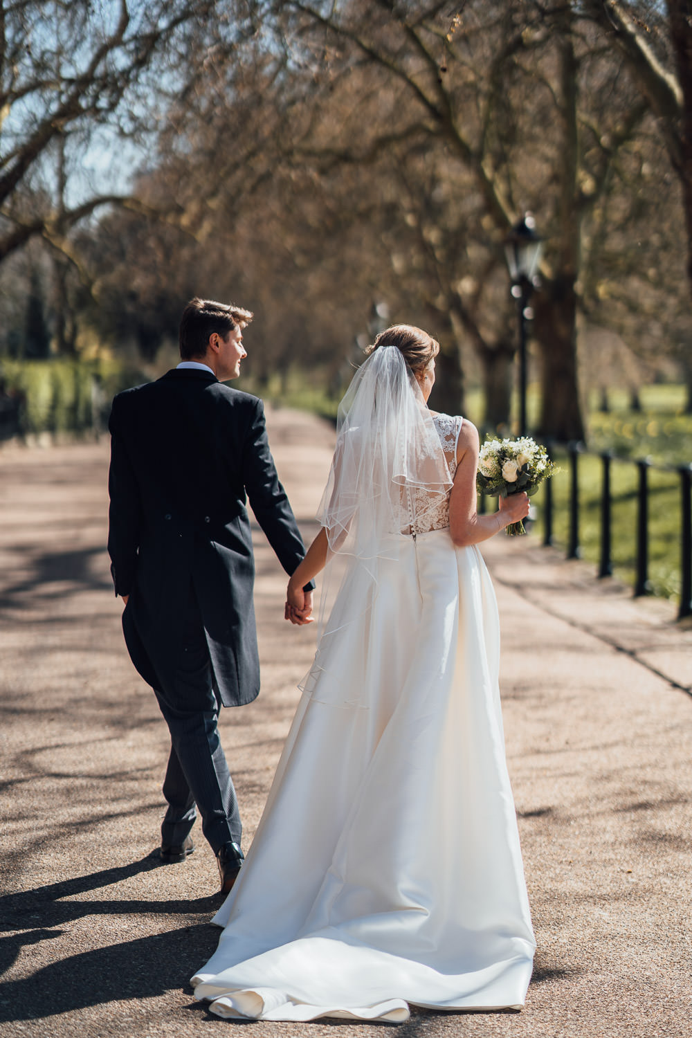 hyde park london wedding