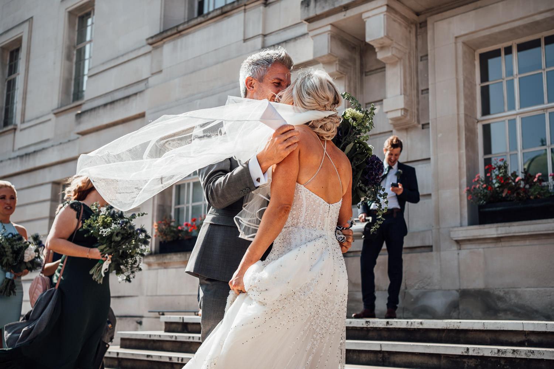 hackney town hall covid wedding