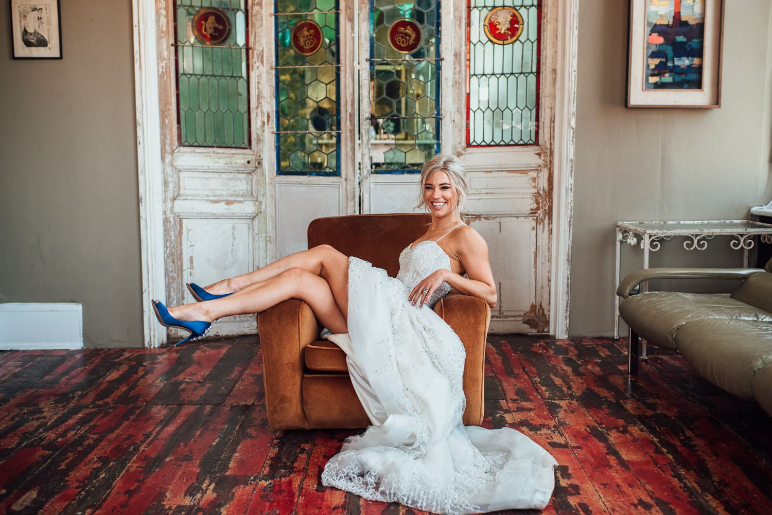 the roost dalston wedding photographer
