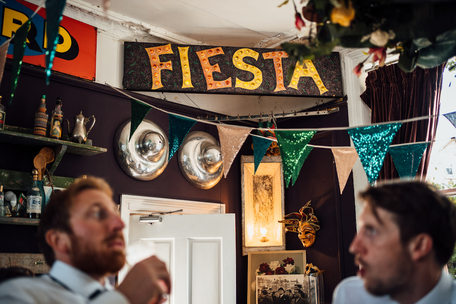 the roost dalston wedding by alternative wedding photographer the shannons photography