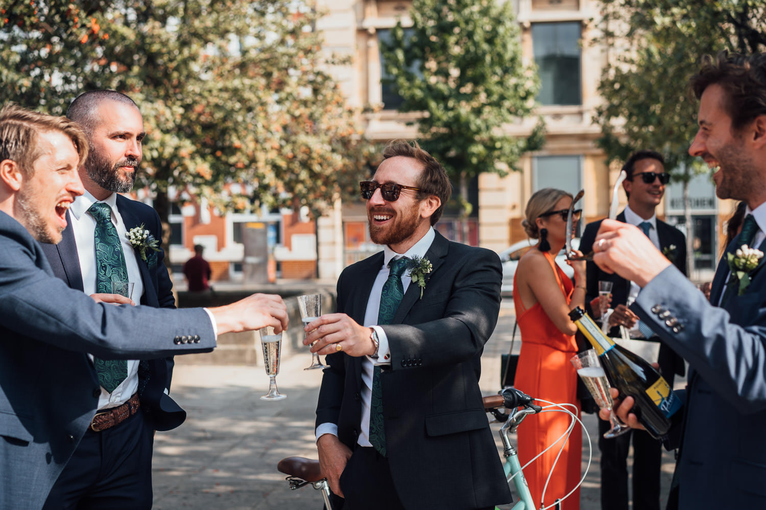 hackney town hall wedding photographer the shannons photography