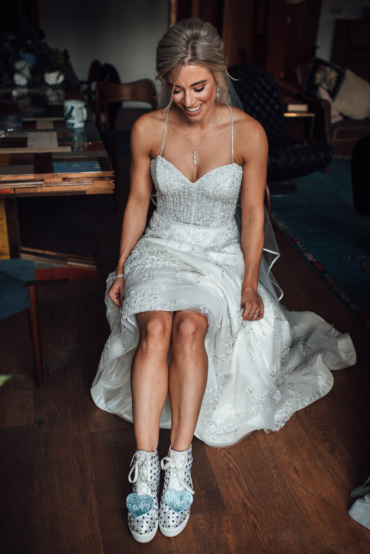 kleinfeld NY wedding dress