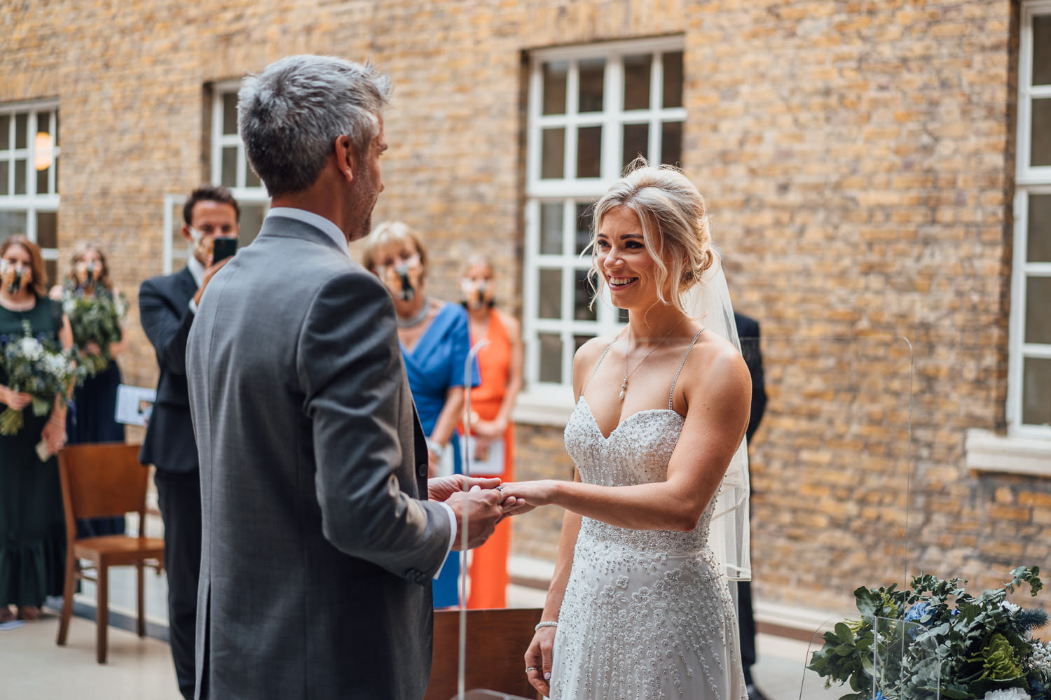 the rookery pub dalston wedding london wedding photographer the shannons photography