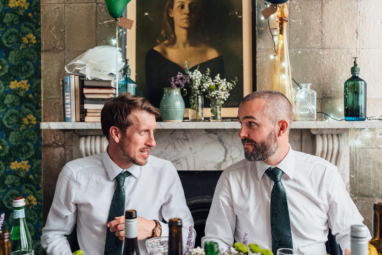 the roost pub hackney wedding reception