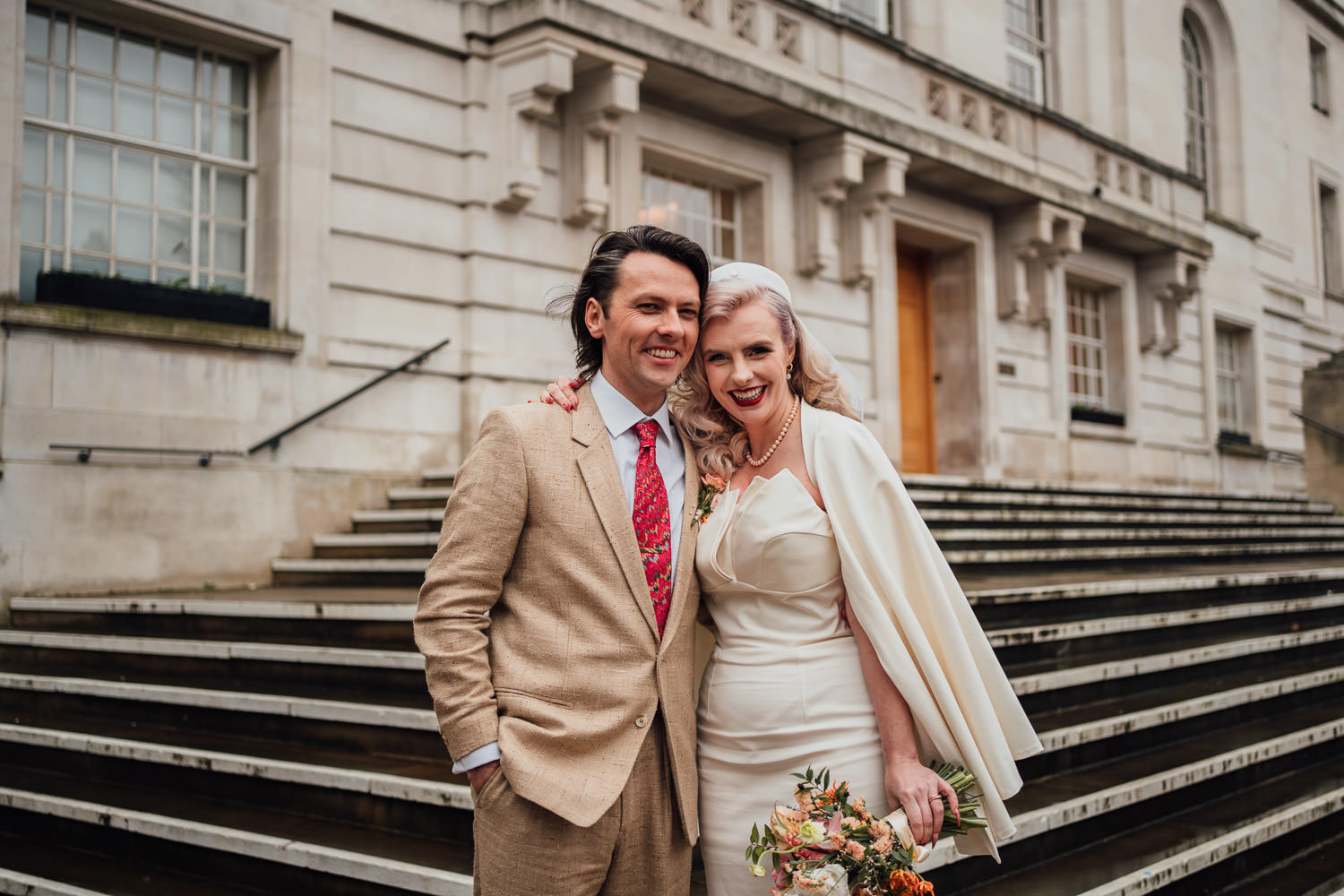 hackney town hall wedding photographer